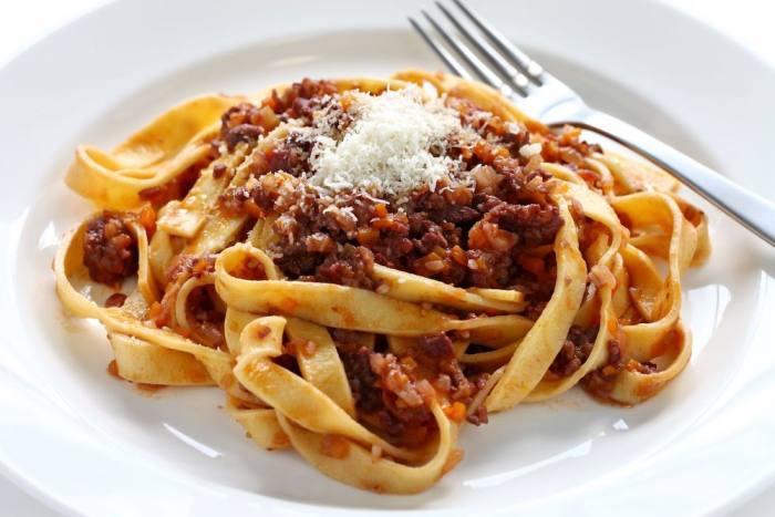 The best Ragù di carne