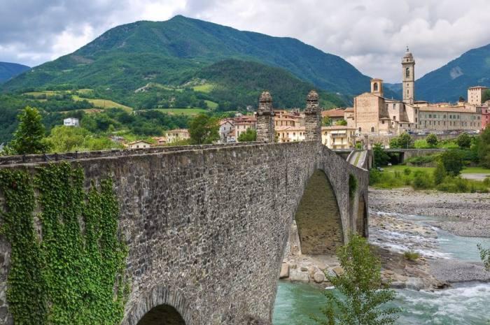 Bobbio Ponte Gobbo in Emilia Romagna