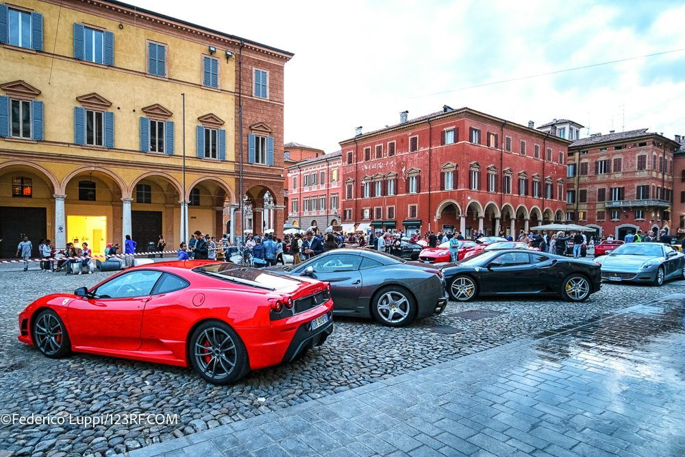 Must see auto museums in and around Modena