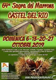 Sagra Italian food festival del Marrone
