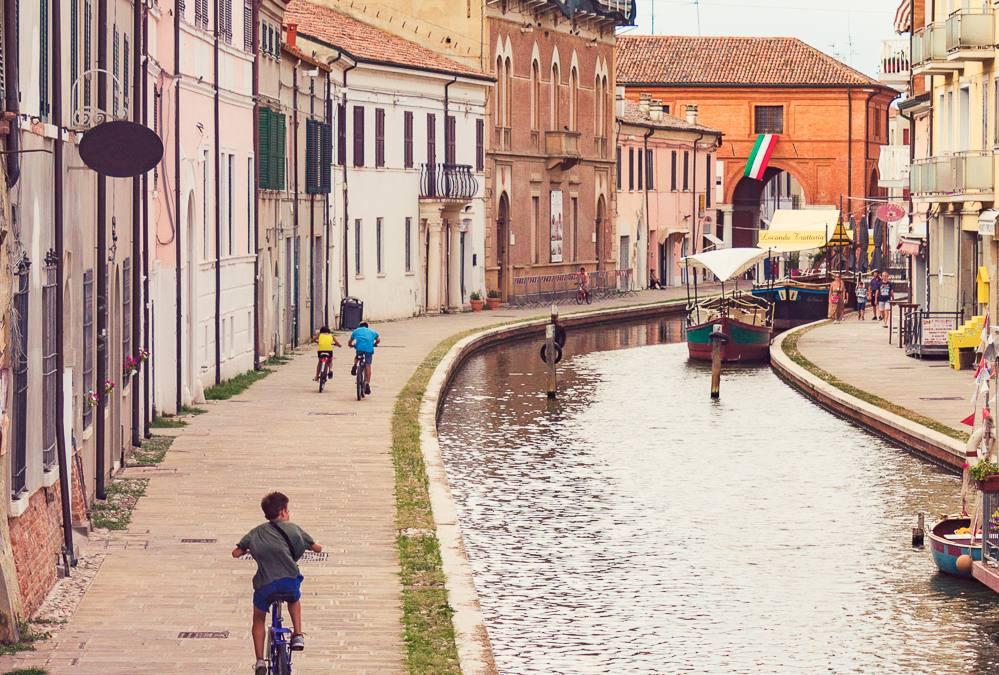 Comacchio Italy