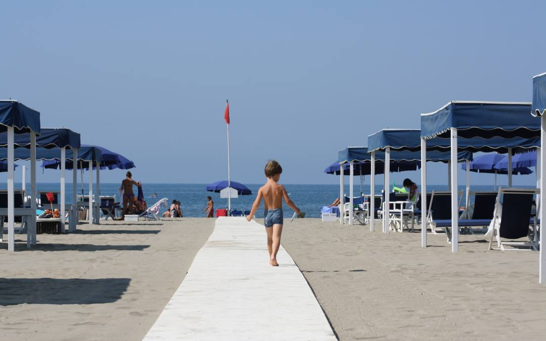 The best family-friendly beach in Italy